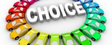 Life Choices. Stress. Choice.
