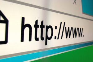 http www browser bar, Internet address