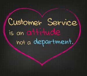 Customer Service. Tips.