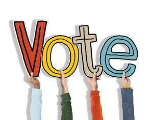 Election Day. Vote. Register to Vote.